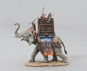ROMEN011 - Carthaginian War Elephant
