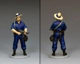 SAF002 Standing Gurkha Contingent Policeman