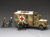 SGS-WH004 Battlefield Casualties / STOCK LIMITE