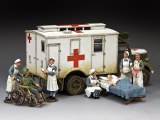 SGS-WH005 At the Field Hospital / STOCK LIMITE