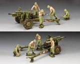 VN076 The ANZAC 105mm Gun & Crew Set