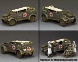 WH088 The Feldgrau Kubelwagen Ambulance PRE ORDER