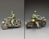 WH096 The Normandy Dispatch Rider PRE ORDER