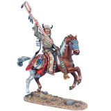 WW019 Mounted Cheyenne Indian Chief PRE ORDER
