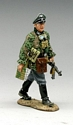 WS114 Marching Waffen-SS Officer