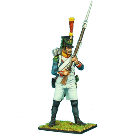 Toy Soldiers NAP0364 Polish 1st Line Infantry NCO by First Legion