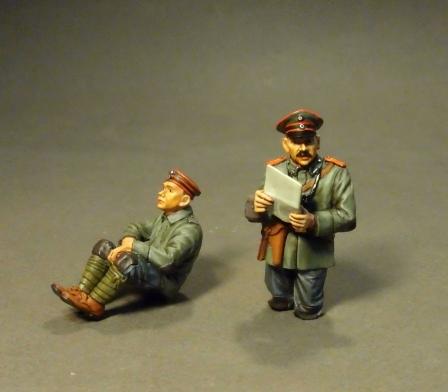 2 german tank crew figurines et collections for John jenkins design