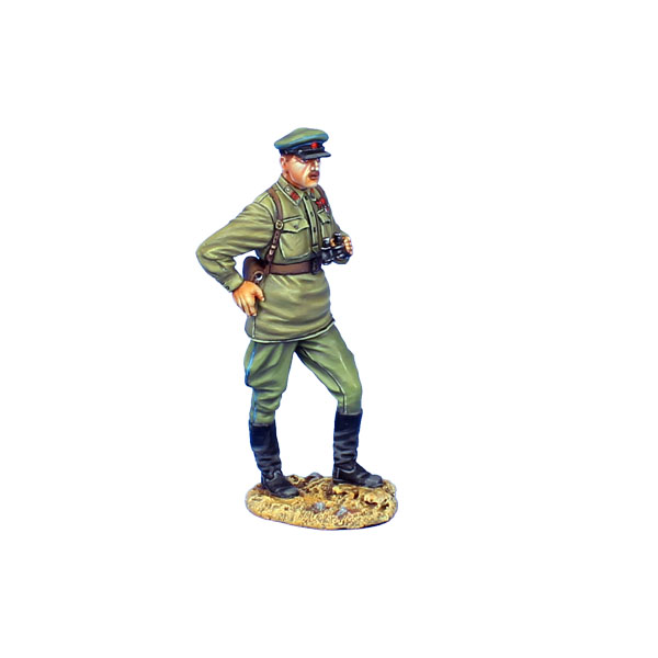 Russian Staff 118
