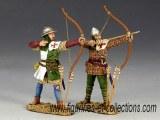 Crusader Archers Set