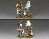 RH023 Poor Down -Trodden Peasants Set