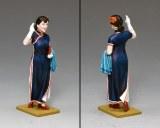 HK271G Shanghai Lady In Blue (Gloss)