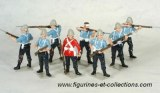 24th Regiment of Foot Toy Soldiers Set 403