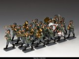 The 20-piece Classic Wehrmacht Band