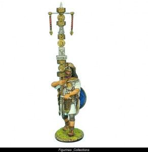 Imperial Roman Praetorian Guard Signifer
