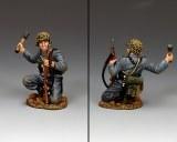 """WH081 """"Kneeling Panzer Grenadier"""""""