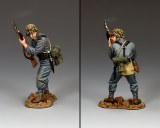 """""""WH078 """"Standing Ready Panzer Grenadier"""