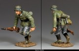 Running Rifleman Grenadier