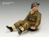 Sitting Airman