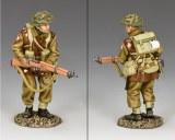 Advancing Rifleman
