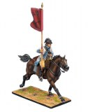 US Continental 3rd Light Dragoons Standard Bearer