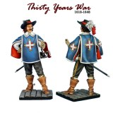 FL TYW001c d'Artagnan - 1st Company Royal Musketeers