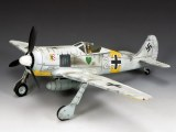 Plane FW 190 (Winter Version) (250 Series)