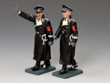 Himmler & Heydrich... The Deadly Duo (black version)