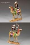 Mtd. Camel Archer Firing Forward