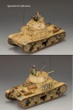 AK075 Carro Armato M13/40 Afrika Korps