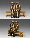 GA010-NSW Sitting Anzacs Set #1 (New South Wales)