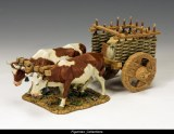 LOJ020 Ox Cart