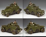 FOB118 Morris CS9 Armoured Car RETIRE