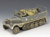 Sd Kfz 11 Special Tracked Transport