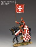 MK090 Mounted Knight Hospitaller RETIRE