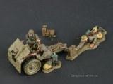 SS001-B 7.5cm Infantry Gun & Crew - Tropical 150 EX.