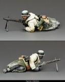 Prone MG42 Gunner