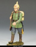 Marching Rifleman w/ Helmet