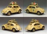 AK074 Afrika Korps Volkswagen RETIRE - Sans boite d'origine