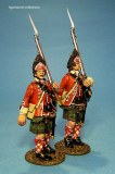 2 grenadiers marching