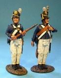 British Foot Artillery, 2 Crew Standing