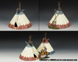 Sioux Indian Tepee (Version 2)