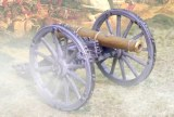 British RHA Artillery