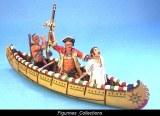 Ojibwa Canoe