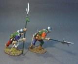 soldats lancastriens PO