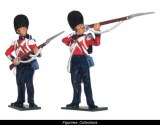 British Scots Fusiliers Firing