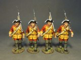 4 Line Infantry Marching SET1