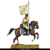 Prussian 3rd Cuirassier Regiment Standard Bearer