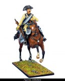 Prussian 3rd Cuirassier Regiment Charging 3