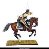Prussian 3rd Cuirassier Regiment Charging 4
