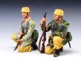 Tank riders Desert